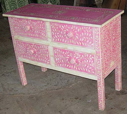 Discover here the latest designs and patterns of bone inlay furniture