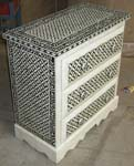 drawer chest black bone inlay