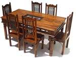 Different type of Dining Sets with traditinal and modern look.