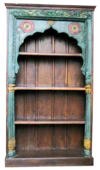 Antique Bookshelf Bookshelves Antique Style