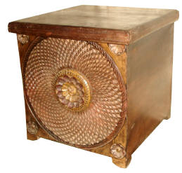 Indian furniture are made to excel to twin purpose, decorative as well as usage